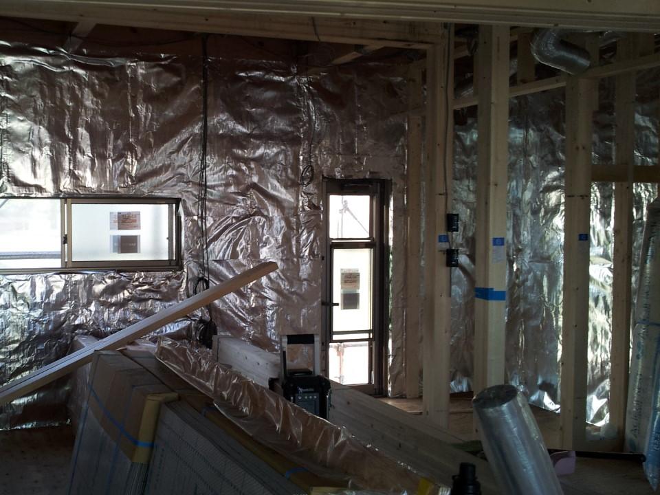 新築住宅の「内壁」・「外壁」で施工様