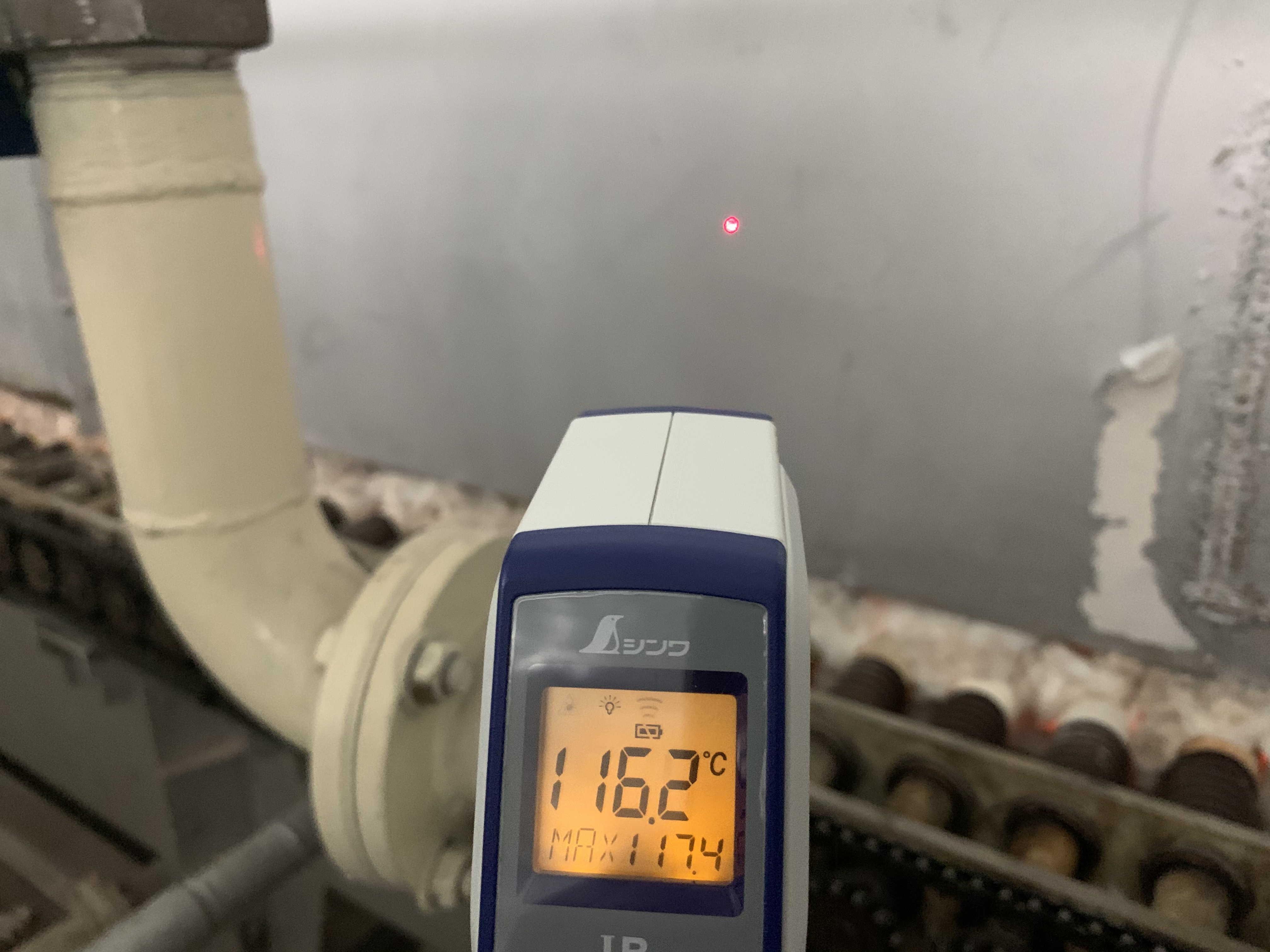 陶磁器の焼成炉から放出される熱対策<br>サーモバリアフィットで夏・冬ともに快適に